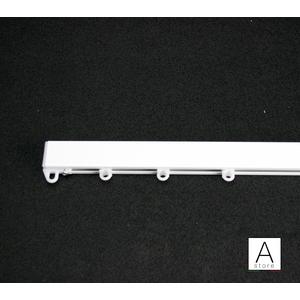 Sistema professionale per tende morbide in alluminio SISTEMA A STRAPPO TIRO UNICO DX O SX - MADE IN ITALY