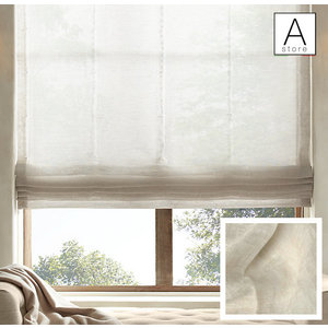 Pacchetto a vetro confezionato in lino al 100% Lhineo MADE IN ITALY confezione artigianale