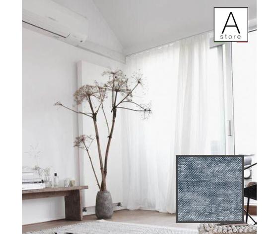 Tenda morbida in lino Arricciata con fettuccia Reflex 2/65