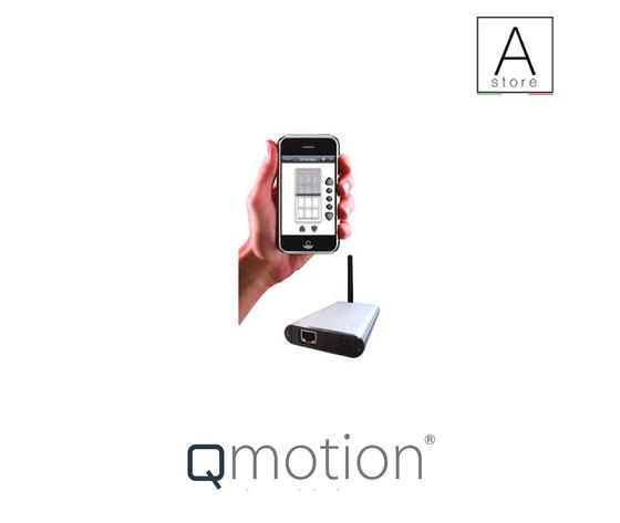 QSYNC CONTROLLO TENDE Qmotion® TRAMITE SMARTPHONE IOS E ANDROID