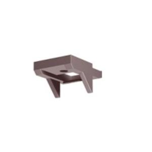 Attacco a soffitto per Binario tenda Arquati: Ronde - Rondel - Guizzo - Compatibile anche con sistema SKi AUS-store