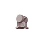 Scorrevole con rullino per binario tende ronde arquati