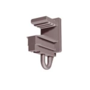 Coppia terminale con vite per binarioArquati: Ronde - SKI AUS-Store per Binario tenda Arquati: Ronde - Rondel - Guizzo - Compatibile anche con sistema SKi AUS-store