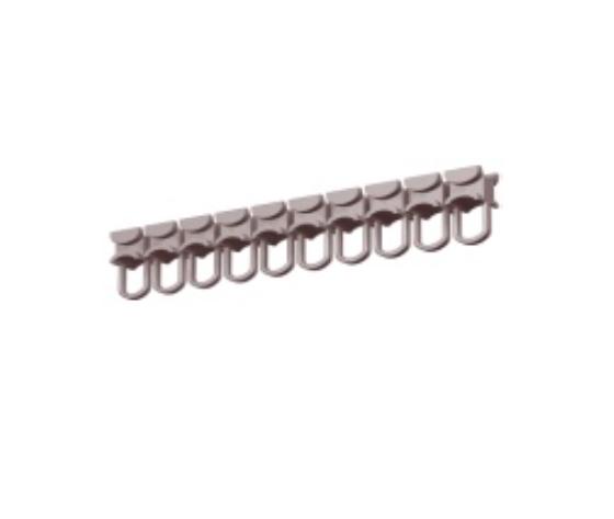 SCIVOLO GANCIO per Binario tenda Arquati: Ronde - Rondel - Guizzo - Compatibile anche con sistema SKi AUS-store