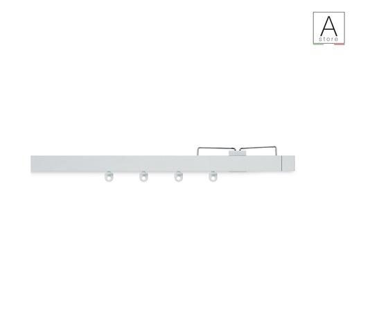 ODINO sistema decorativo a vetro Scaglioni, installazione senza fori