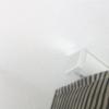 Cubo binario per tende decorativo bianco per tende wave