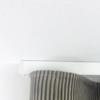 Cubo sistema professionale per tende decorativo bianco per tende wave