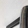 Cubo sistema professionale per tende in alluminio anodizzato nero tenda wave aonde