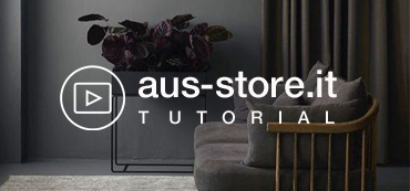 Aus store tende tutorial