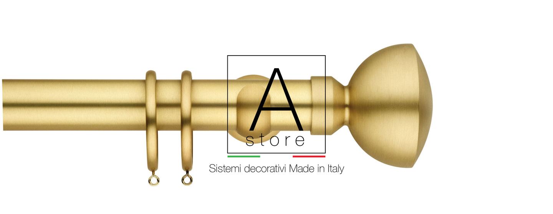 Sistemi decorativi online bastone per tende500