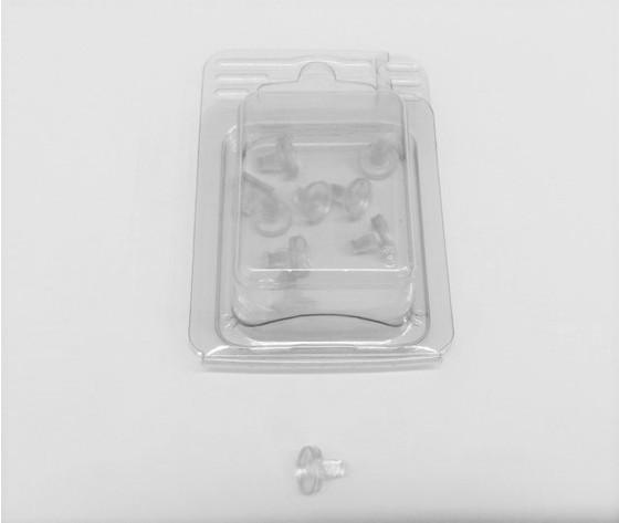 Bacchette Tende A Molla.Gommini Ricambi Per Bacchette A Molla Per Tende Conf Da 10 Pz