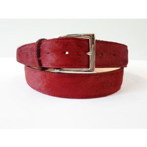 cintura in cavallino