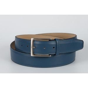 cintura vitello liscio jeans 4 cm