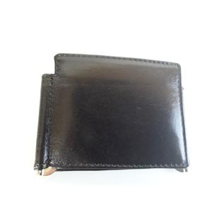 porta banconote con ferretto a molla
