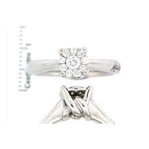 Anello donna ReCarlo collezione NODO D AMORE  XD 988/030