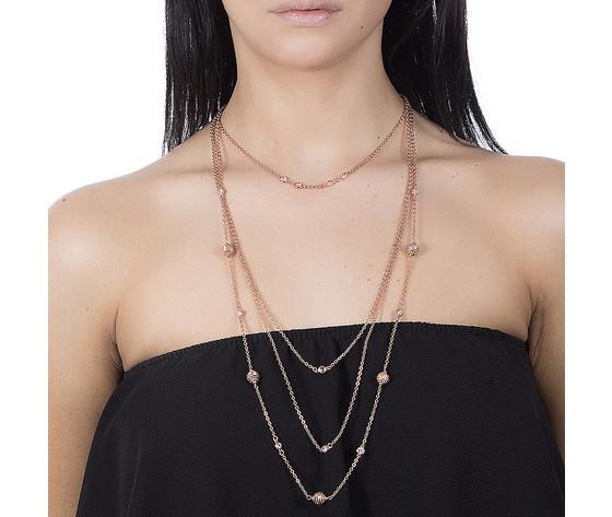 Collana donna gioielli boccadamo elenoire xgr297rs 47854