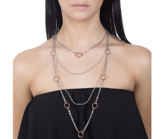 Collana donna gioielli boccadamo elenoire xgr308 47864