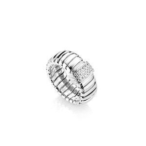 Anello twist Marcello Pane