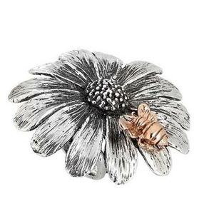 Anello margherita con ape Bottega Boccadamo
