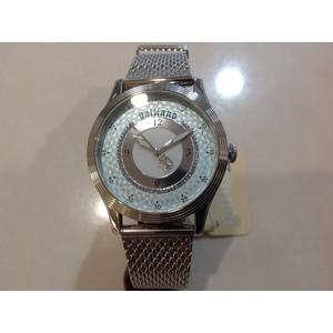 Orologio donna Galliano nouveau 3h blue dial bracielet