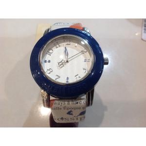 Orologio donna Galliano colourist 3h silver dial/strap