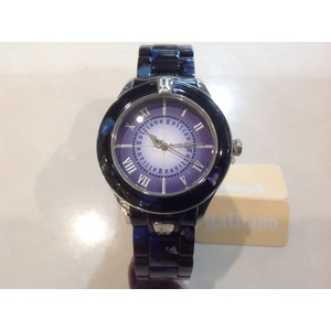 Orologio donna Galliano pictural 3h purple R2553108503