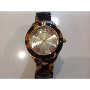 Orologio donna Galliano pictural 3h Y/gold R2553108501