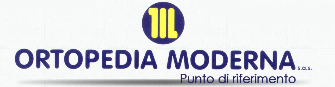 Logo ortopedia moderna
