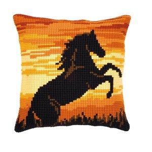 Cuscino cavallo