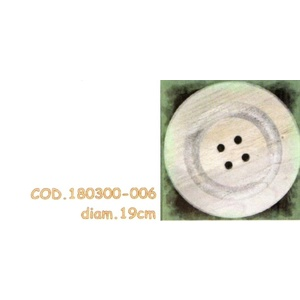 Bottone legno piccolo