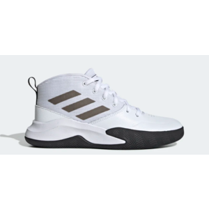 SCARPA BIMBO BASKET ADIDAS Own the Game Wide