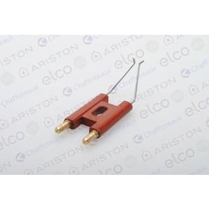ELETTRODO ACCENSIONE 65070257 RICAMBIO ORIGINALE ECOFLAM