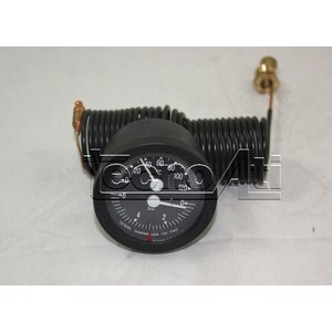 TERMOIDROMETRO D52 1/4 SCALA 0/6 91392122 RICAMBIO COMPATIBILE