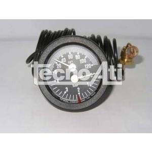 TERMOIDROMETRO D52 1/4 SCALA 0/4 91392120 RICAMBIO COMPATIBILE