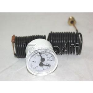 TERMOIDROMETRO D40 1/4 SCALA 0/6 91392104 RICAMBIO COMPATIBILE