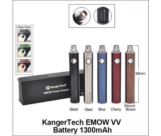 Batteria EMOW 1300mah Kangertech