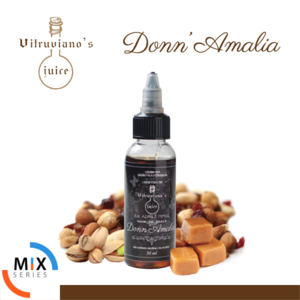 Vitruviano's Juice Donna Amalia 50ml mix series