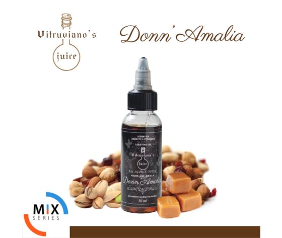 Vitruviano's Juice Donna Amalia 50ml mix series