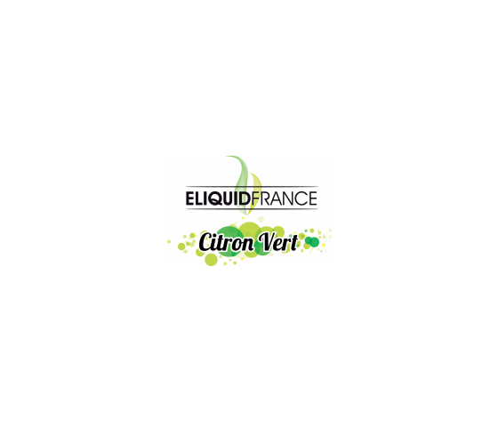 ELIQUIDFRANCE TRADIZIONALE LIME 10 ML