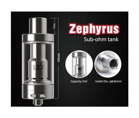 UD Zephyrus Youde Sub-ohm Tank