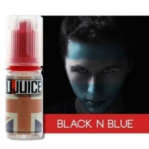 Tjuice black'n blue 10 ml