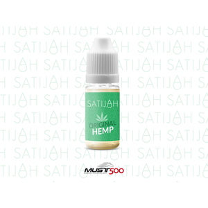 KANAVAPE SATIJAH ELIQUID 10ML NIC 0,0 PG/VG 80/20 (CBD 50MG)