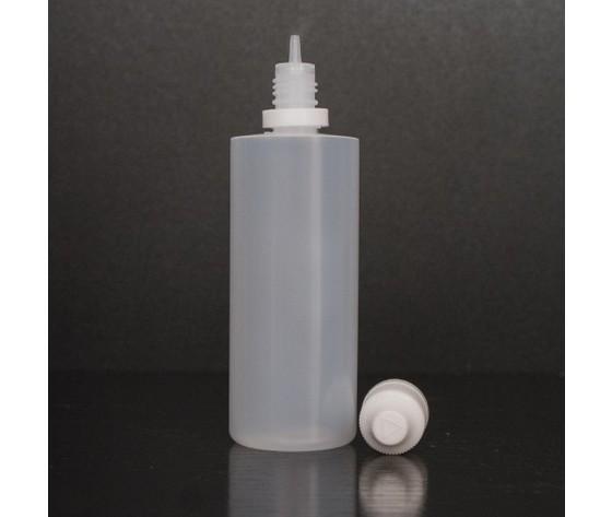 Bottiglia 100ml PET con ago in plastica Childproof Tamperproof