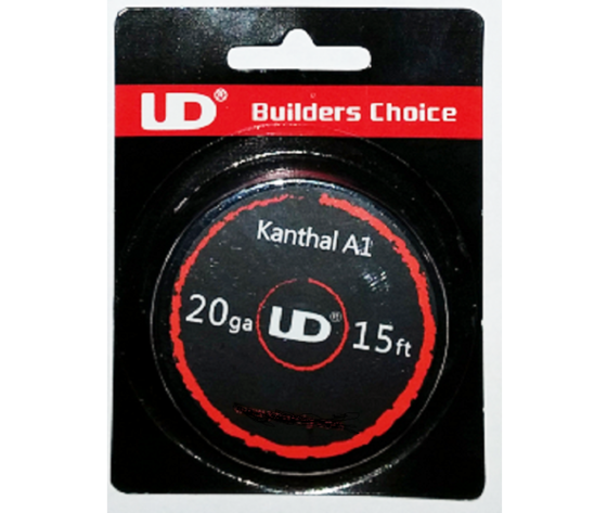 UD Kanthal Resistance Wire Youde 15FT (5mt)