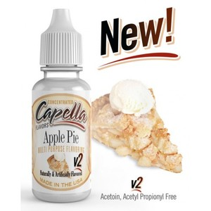 Aroma Concentrato Apple Pie v2 – 13M