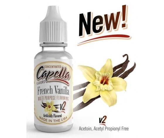 Aroma Concentrato Capella French Vanilla v2 – 13M
