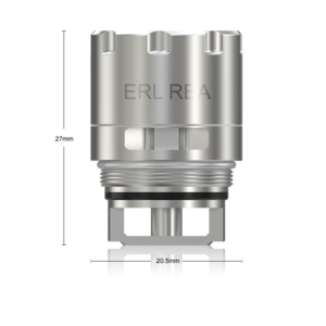 ELEAF COIL - RBA HEAD MELO RT 25