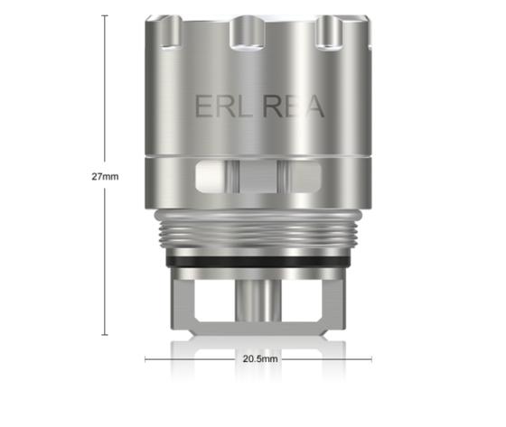 ELEAF COIL - RBA HEAD MELO RT 25