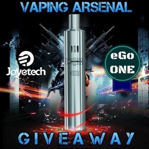 EGO ONE XL 2200 MAH KIT BY JOYETECH