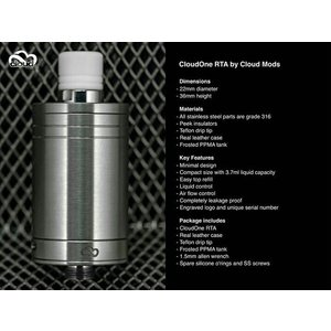 Cloud One Rta by Cloud Mods